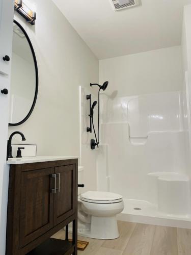 Abbott Basement Bath